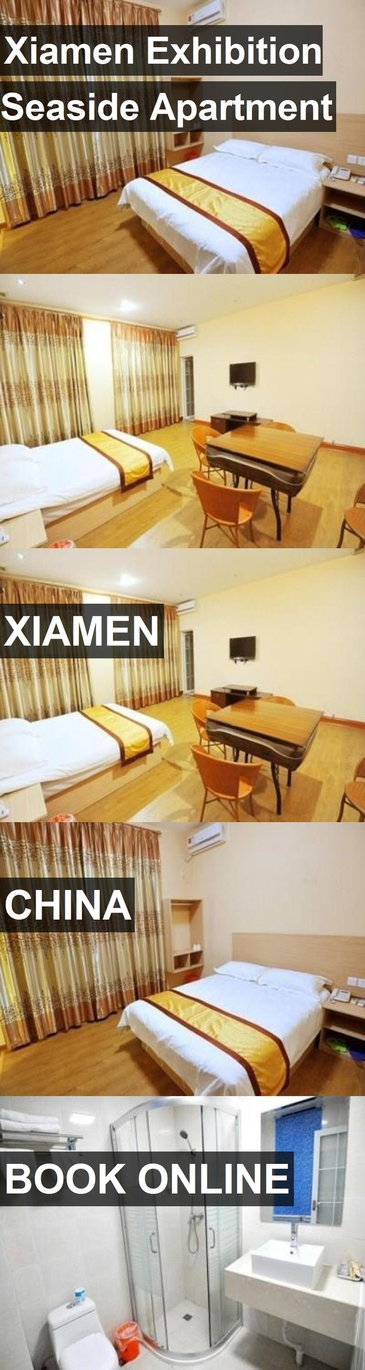 Hotel Xiamen Exhibition Seaside Apartment in Xiamen, China. For more information, photos, reviews and best prices please follow the link. #China #Xiamen #XiamenExhibitionSeasideApartment #hotel #travel #vacation