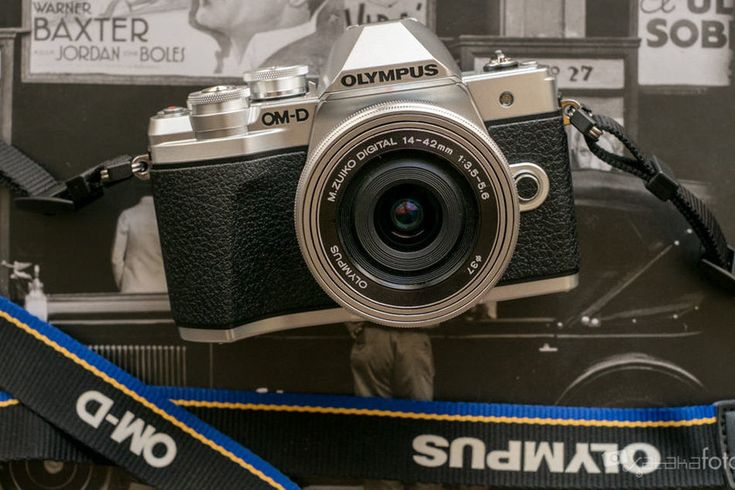 Olympus OM-D E-M10 Mark III, análisis  #olympus #omd #camera #review #photography #4k