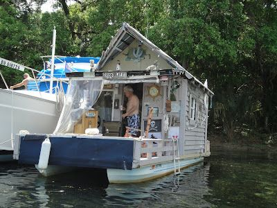 41 Best Houseboats & Floating Homes Images On Pinterest | Floating