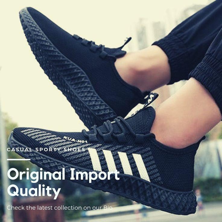 Sepatu Untuk Pria Wanita Unisex Model Casual Dan Sporty