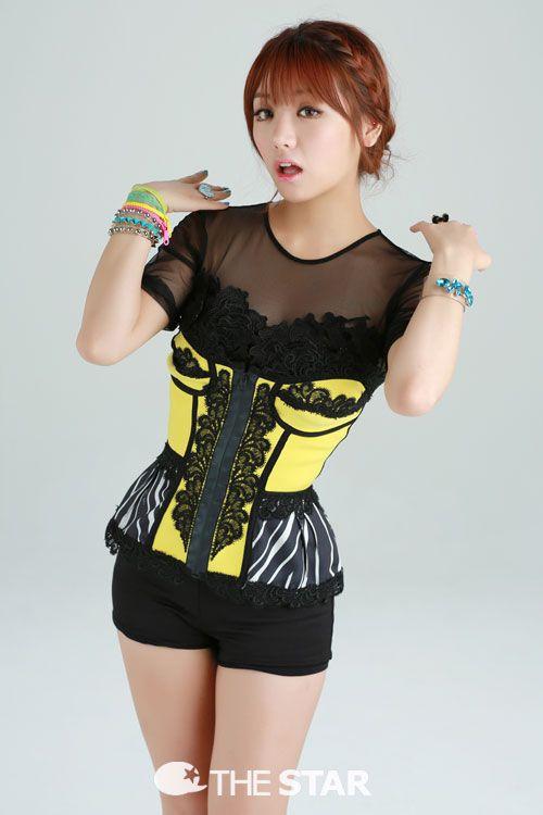 Name: Eunbi Go Stagename: EunB Member of: Ladies' Code Birthdate: 23.11.1992 Deathdate: 03.09.2014