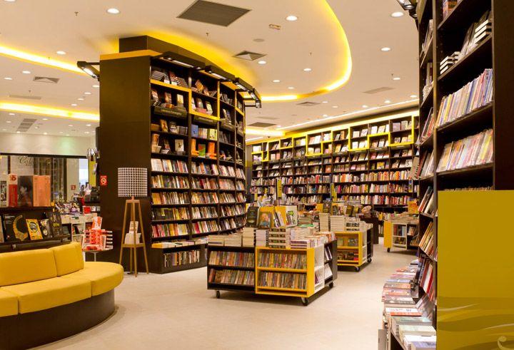 Saraiva Bookstore by FAL Design Estrategico Sao Paulo 07