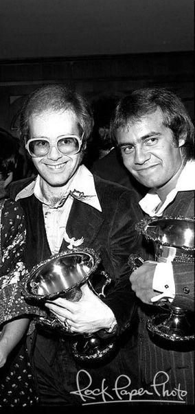 Elton & Bernie (from RockPaperPhoto)