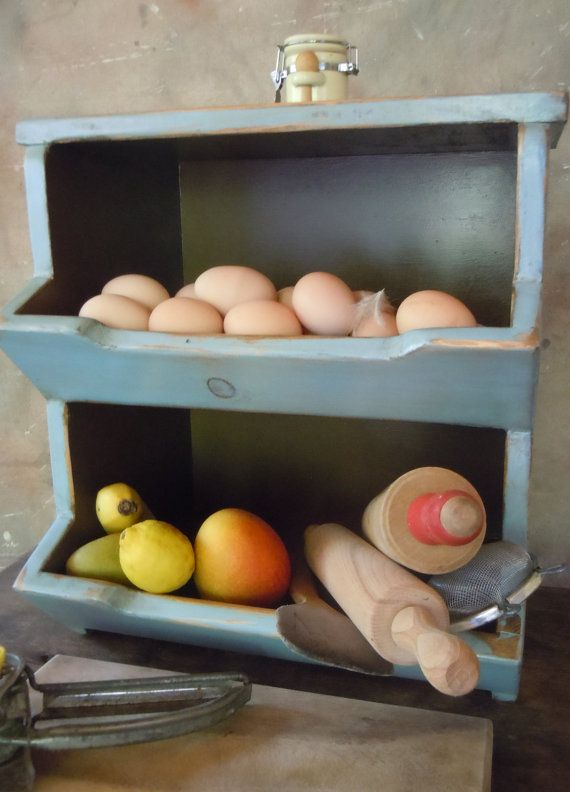 10 best country kitchen storage ideas images on pinterest for Country kitchen storage ideas