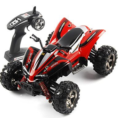 Motorcycle SUBOTECH BG1510A 1:24 Brush Electric RC Car 40KM/H 2.4G Red / Yellow Ready-To-GoRemote Control Car / Remote #offroad #hobbies #design #racing #drift #motors #trucks #tech #rc #rccars