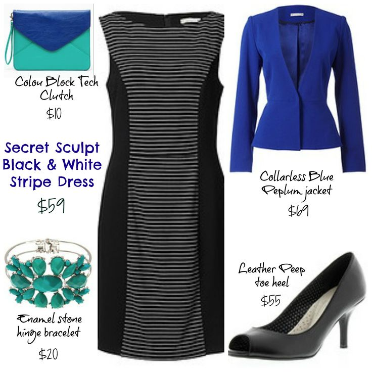 Goks style secrets polka dot dress