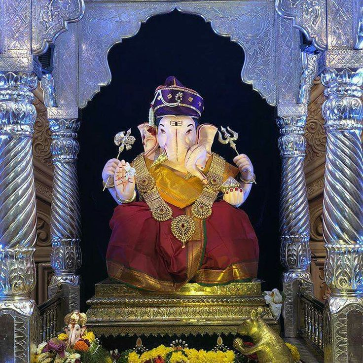 Pin By Anirudh Deo On Lord Ganesh