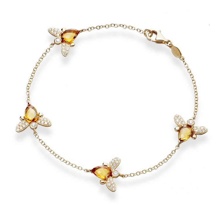 Lusting after this Kiki McDonough bracelet! Only 1 month until bday 'hint hint' :)