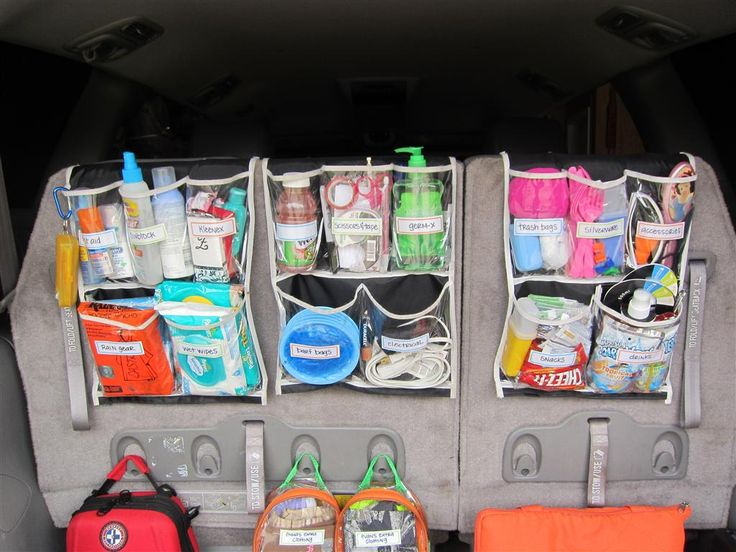 Best Organizer My Car Images On Pinterest Trunks Cars And