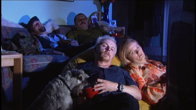 �It�s not a bedsit. It�s a flat.� | Best Quotes From Spaced
