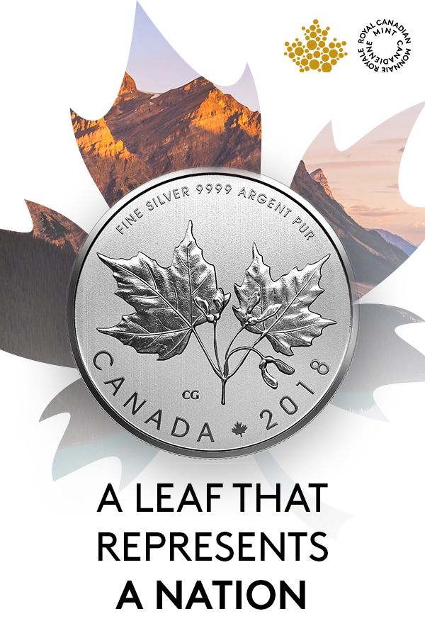 The story of a nation captured in one coin. Discover the Maple Leaf Coin.