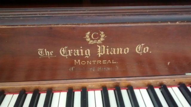 Craig Piano Co