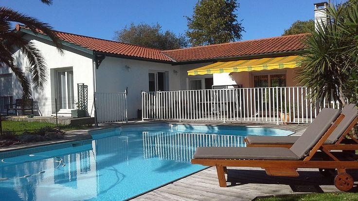 Location vacances maison Bassussarry