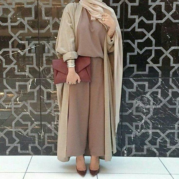 Hijab Fashion 2016/2017: Dubai Fashionista : Photo Hijab Fashion 2016/2017: Sélection de looks tendances spécial voilées Look Descreption Dubai Fashionista : Photo