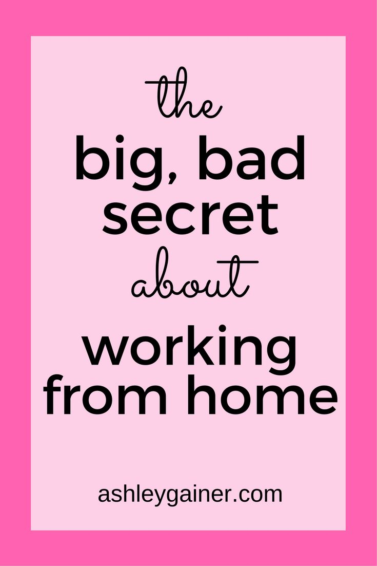 Working from home isn't all it's cracked out to be. We have all these ideas of how it'll be, and then reality hits and we feel... guilty. Click through to find encouragement and advice for anyone struggling with WAHM guilt.