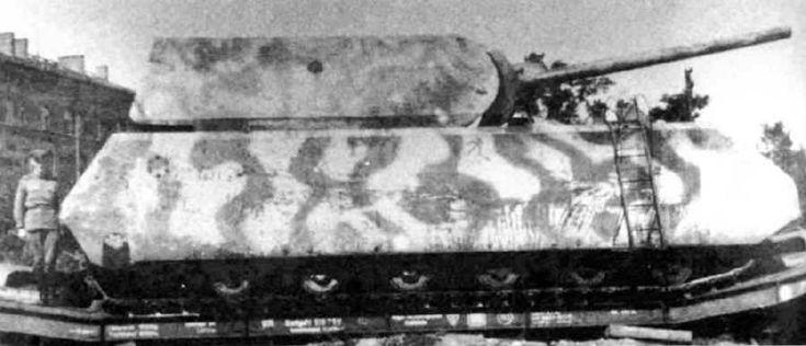 PzKpfw VIII Maus