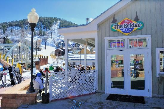 Best park city restaurants the bridge cafe grill take for Affitto cabina park city utah