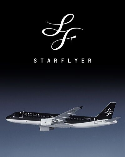 starflyer, based in Japan