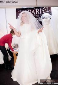 Targi Garwolin 2014 Salon Sukien Ślubnych Parisel