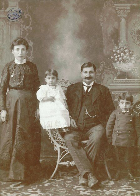Armenian history: The Baghdasarians of Kharpert