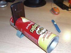 Tutorial: Lautsprecher-Verstärker aus Chipsdose selber bauen!