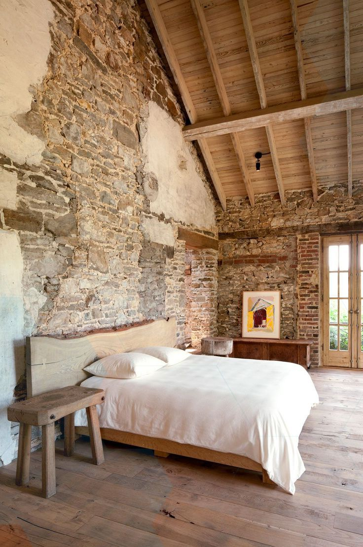 A Modern Reinterpretation Of A Historical Rural House In