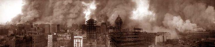 San Francisco 1906 earthquake and fire - Wikipedia, the free encyclopedia