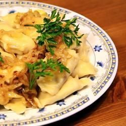 Pierogi polonês @ allrecipes.com.br