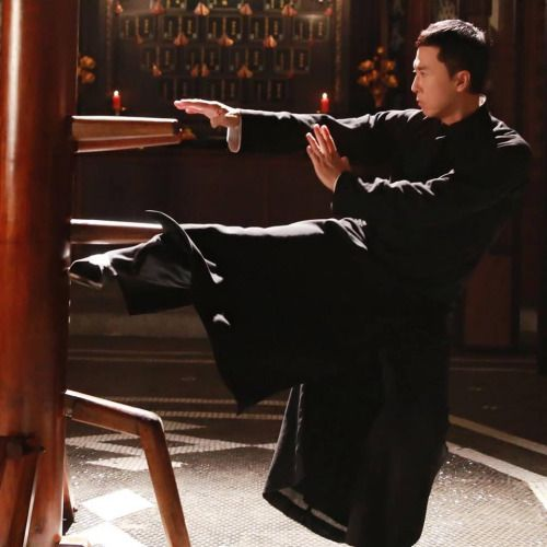 Donnie Yen in Ip Man 3