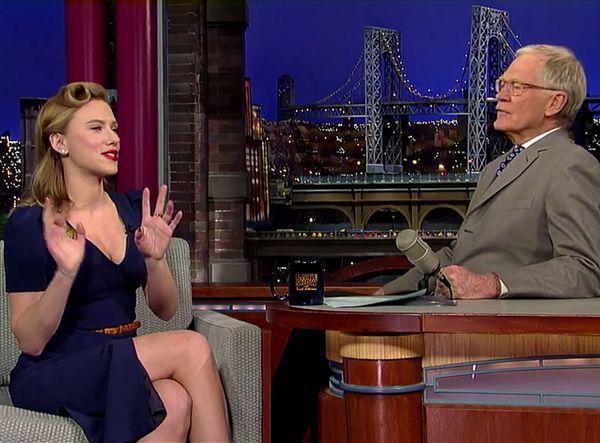 Scarlett Johansson… et la grossièreté française