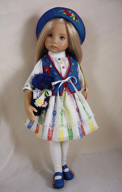 March Winds - Fits Effner Little Darlings by Dress*Ups by pj, via Flickr: