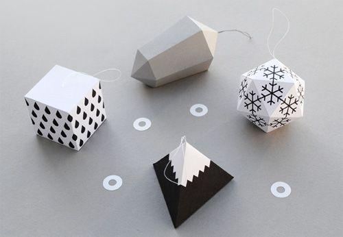 Solidi Geometrici Natalizi