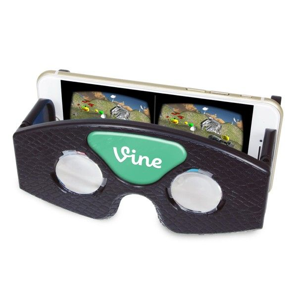 Cobra VR Viewer - Experience virtual reality with only your phone! Simply start any virtual reality app, insert your phone into the Cobra VR(TM) and look through the lenses to see the virtual world! One of the first durable plastic VR viewers that works with Google Cardboard. Works on iPhone and Android.