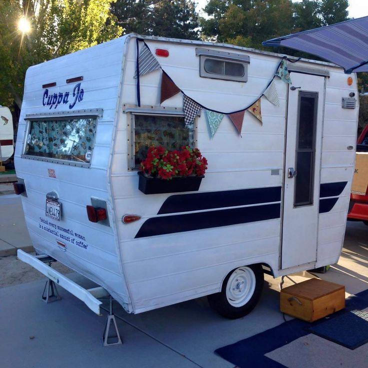 Camper Trailers: 330 Best Images About Too Cute Vintage Campers On