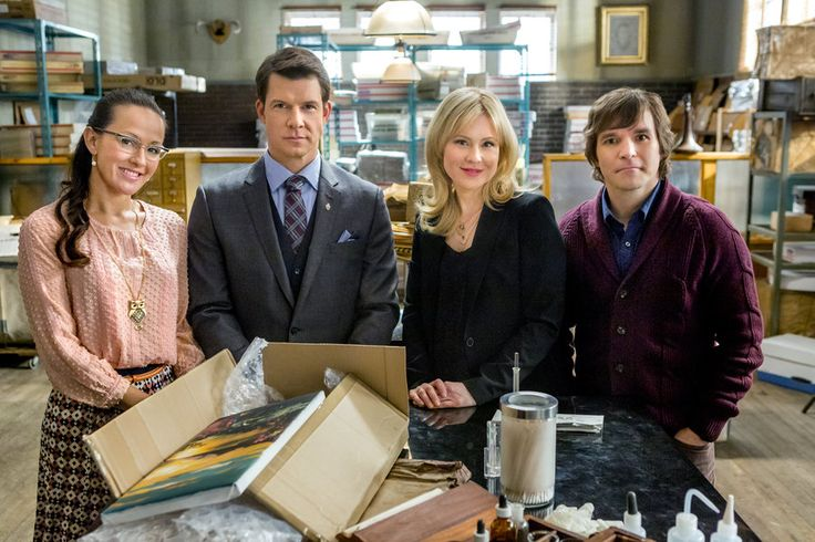 Signed, Sealed, Delivered | Hallmark Movies and Mysteries