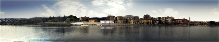 OPERASTUDIO - Project - Cultural and sport center - Varese #italy #lake #beautiful place #landscape