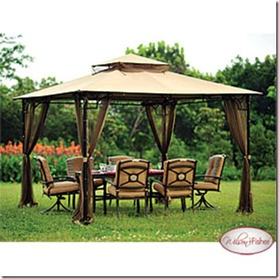 Big Lots Gazebo Replacement Canopy