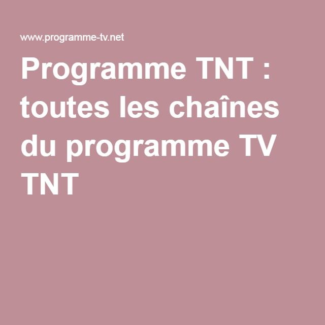 les 25 meilleures id es de la cat gorie programme tv aujourd hui sur pinterest une pisode. Black Bedroom Furniture Sets. Home Design Ideas