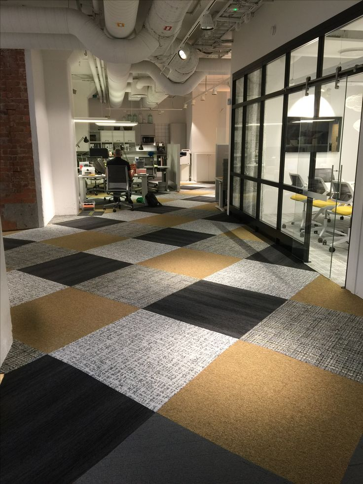Interface Stockholm Showroom World Woven collection, Touch