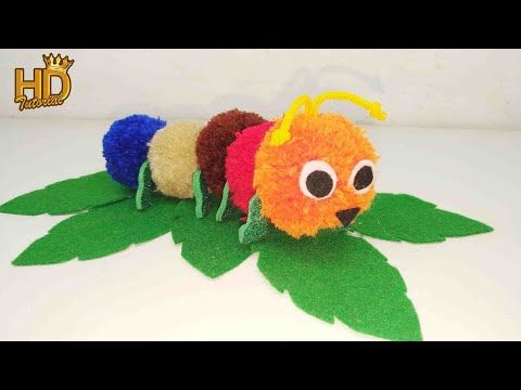 Ide Kreatif Dari Benang Wol Best Woolen Craft Ideas Youtube