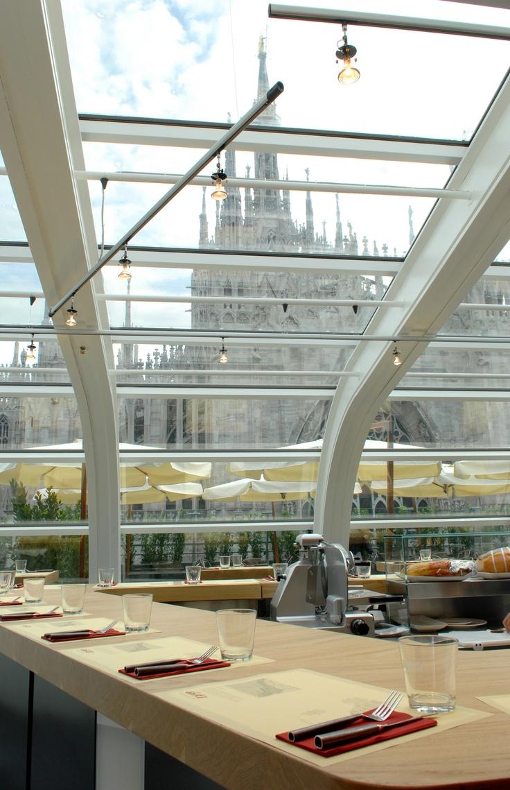 Obicà Duomo - Milan - Italy