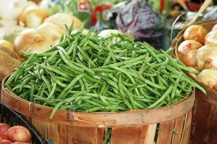 How to Blanch Green Beans for canning/freezing