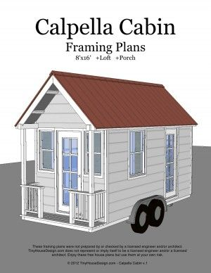 Tiny House Plans On Wheels 71 best tiny houses on wheels images on pinterest | tiny living