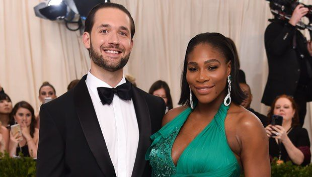 Did Serena Williams Get Married To Alexis Ohanian Before Giving Birth? She Reveals The Truth: #serenawilliams