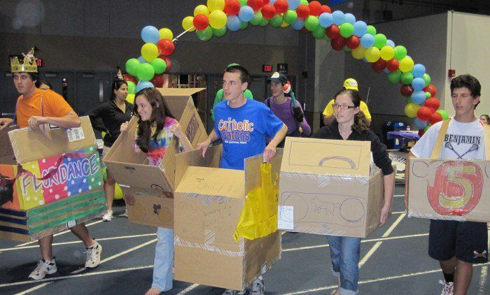 Relay races are games where equal teams race to achieve a task. Relay race games provide team competition for many different occasions – day camps, school recesses, and outdoor parties as well as many other group get-togethers. We have listed relay race ideas for many various ages and situations. Read on to find the perfect …