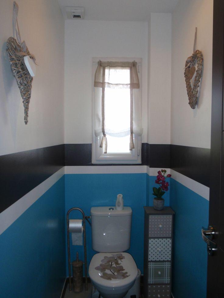 lgant couleur de peinture pour toilette joka ides dco intrieure for peinture toilettes couleur - Deco Pour Wc Toilettes