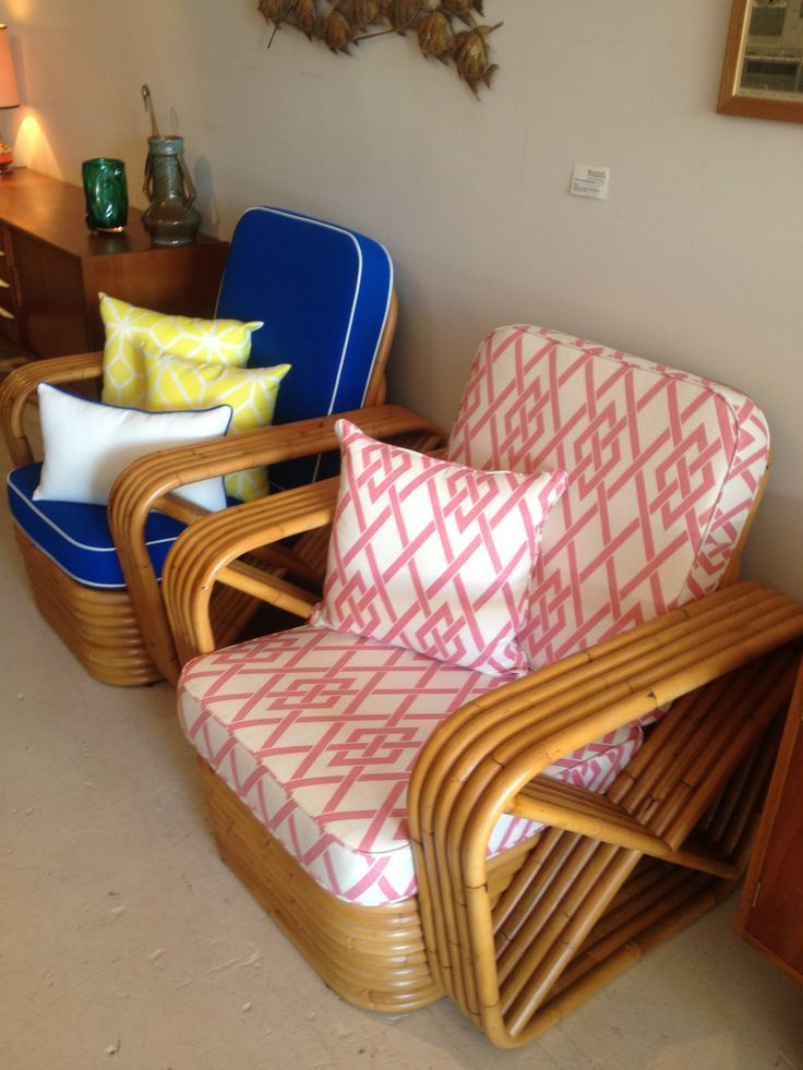Rattan Bamboo Hollywood cane chairs by found furniture in Tugun QLD  australia  Ship nation wide. 11 best Cane Vintage Paul Frankl chairs images on Pinterest