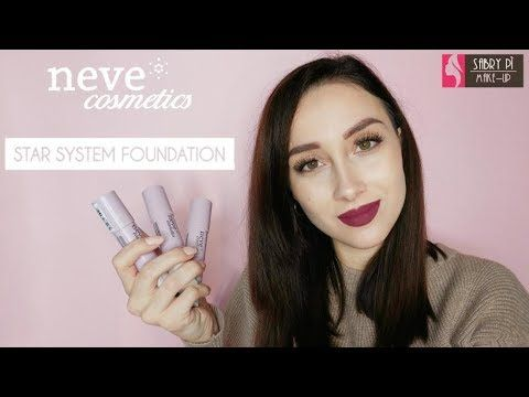 STAR SYSTEM FOUNDATION ♡ Neve Cosmetics | Review, Swatches & Applicazione ♡ http://cosmetics-reviews.ru/2018/02/24/star-system-foundation-%e2%99%a1-neve-cosmetics-review-swatches-applicazione-%e2%99%a1/