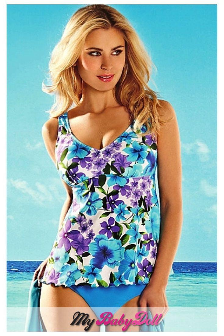 Γυναικείο Μαγιώ Tankini – Susa  Δείτε εδώ > http://mybabydoll.gr/shop/gynaika/magio-tankini-susa-1802/  Γυναικείο tankini μαγιώ της γνωστής γερμανικής εταιρείας Susa. Floral σχέδιο, με τέλεια εφαρμογή, άνεση και κομψότητα.