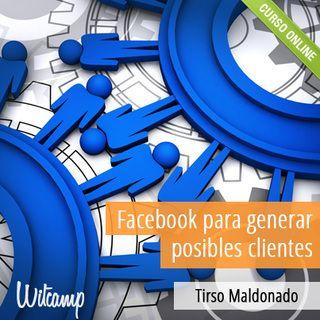 Facebook para generar posibles clientes  $47.10